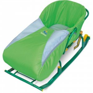 Padded Snow Sled Liner with Footmuff (ss3)